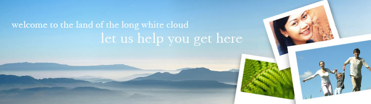Welcome to the land of the long white cloud. Let us help you get here.